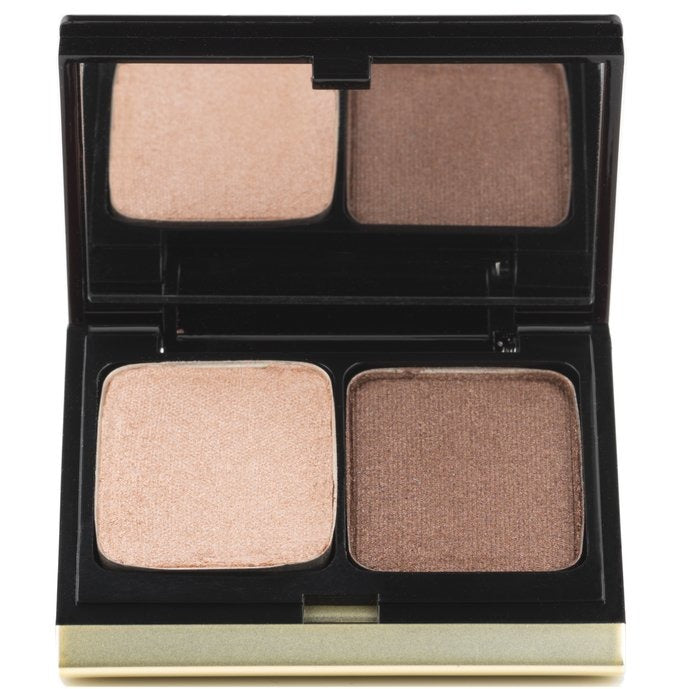 The Eye Shadow Duo - 210 Sugared Peach/Rusted Brown Sugar