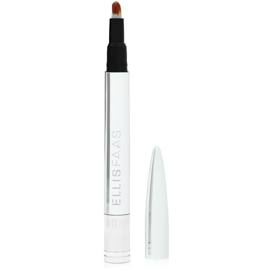 Glazed Lips - L305 Sheer Rusty Orange