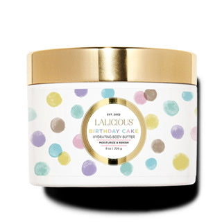 Birthday Cake Body Butter