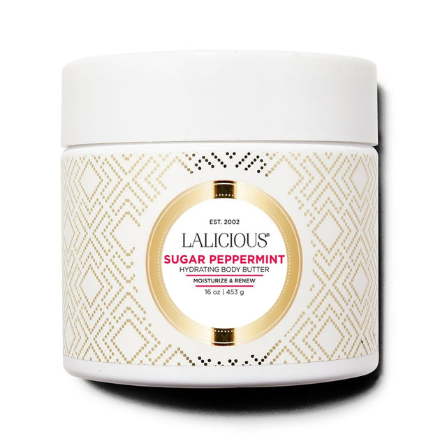 Lalicious Sugar Peppermint Body Butter