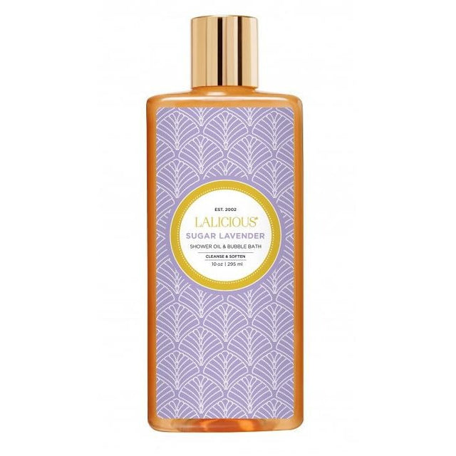Sugar Lavender Shower Oil and Body Wash