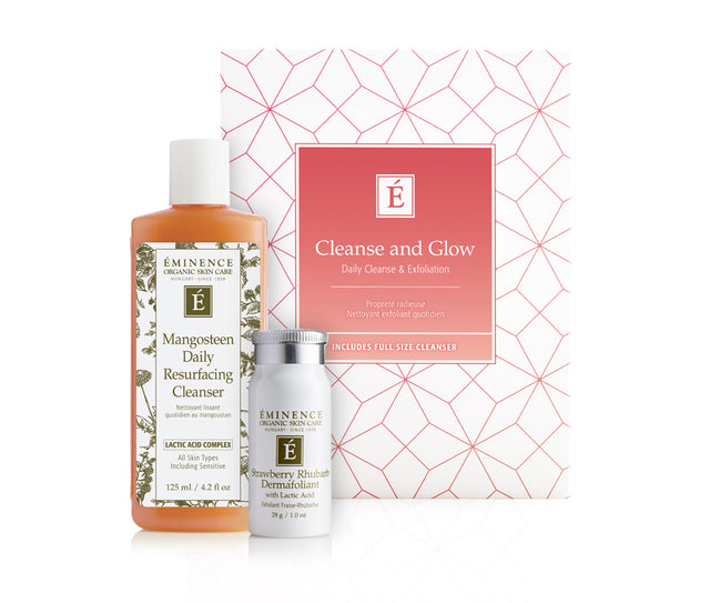 Cleanse & Glow Holiday Gift Set