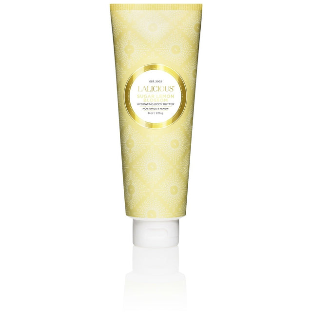 Sugar Lemon Blossom Body Butter