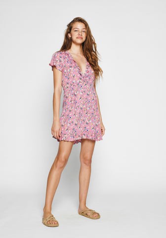Viola Allure Mini Dress