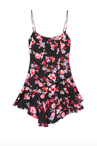 Bellflower Flip Mini Shift Dress
