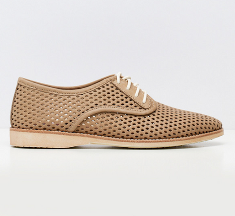 Derby Punch Sand Shoes
