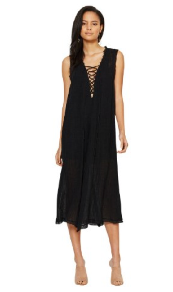 Black Sea Maxi Dress