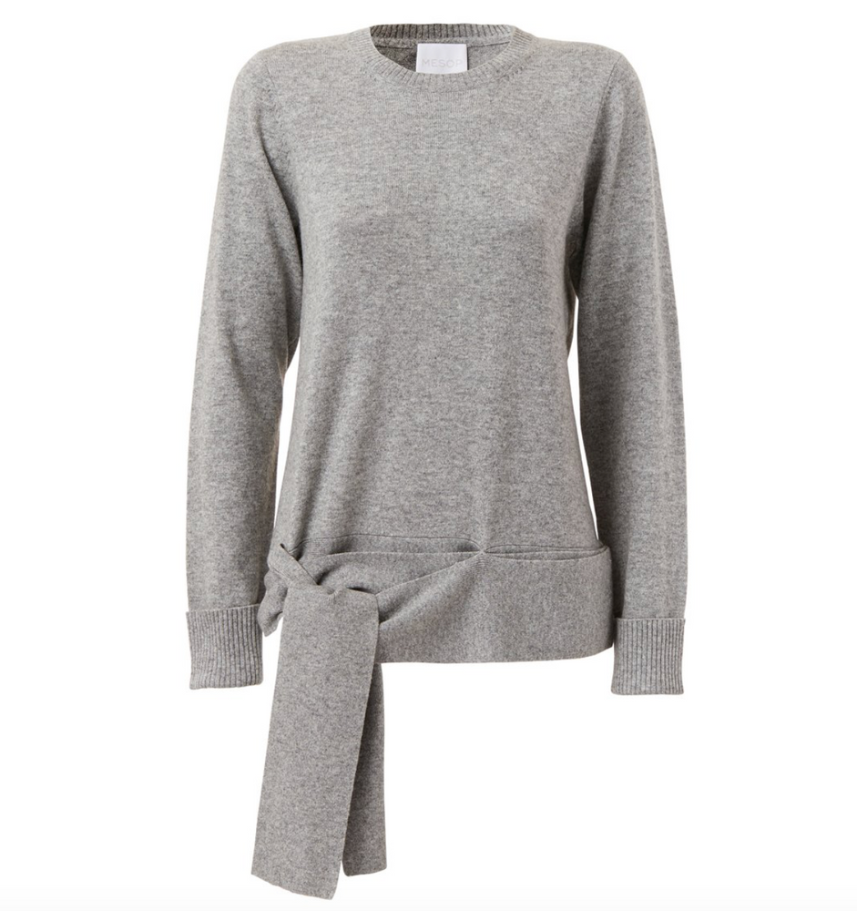 Goldie Sweater - Grey