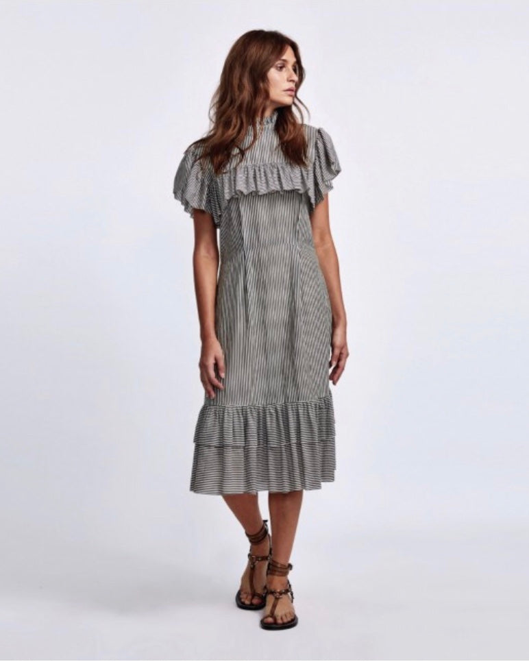 Alfie Stripe Dress