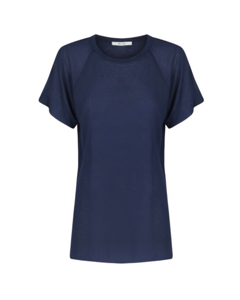 Gracie Tee in Midnight