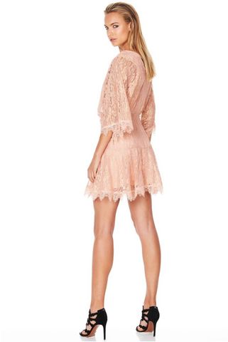 Sweet Escape Mini Dress