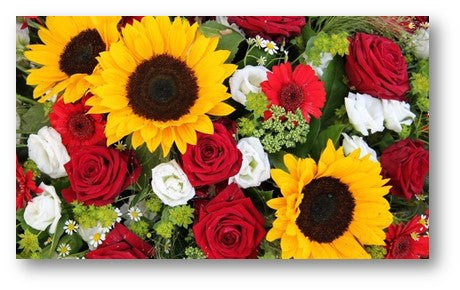 Universal flowers for special occasions
