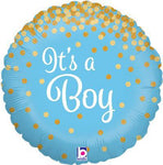 18in Balloon It's a Boy!