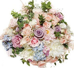 Belle Rose Vintage Bouquet