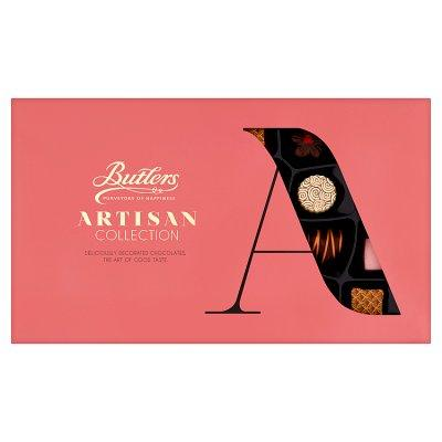 Butlers Artisan Collection Decorated Chocolates
