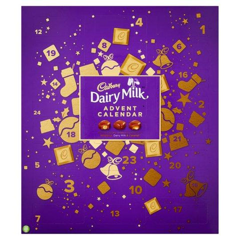 Cadbury Chunk Advent Calendar
