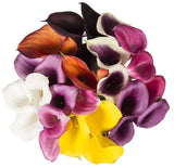Calla Lily Rainbow Bouquet