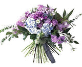 Crystal Meridian Blue Bouquet