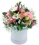 Fortnightly Box Pastel Seasonal Flowers Subscription
