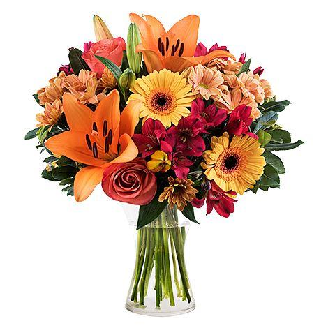 Fortnightly Colorful Seasonal Flowers Subscription