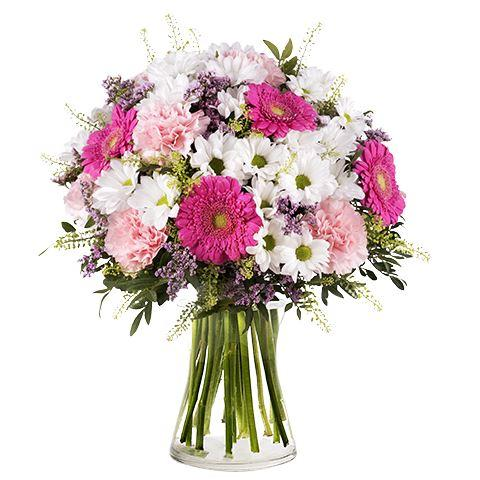Fortnightly Pastel Seasonal Flowers Subscription