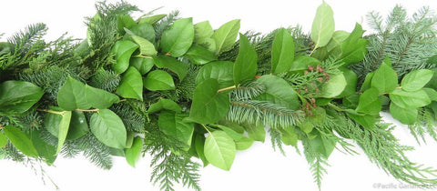 Holiday Green Garland