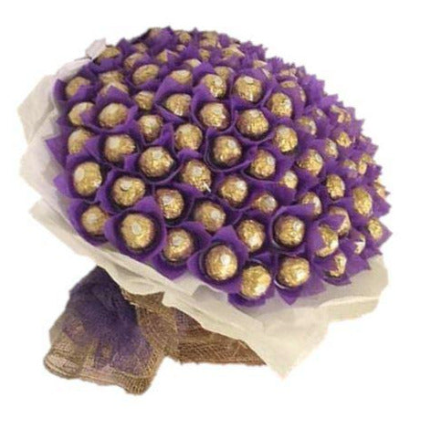 Lavender Chocolate Bouquet