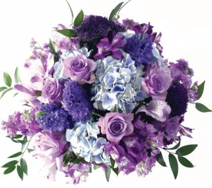 Lavender Dream Bouquet