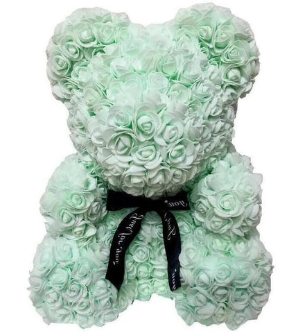 Luxury Mint Teddy Bear