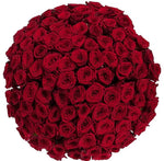 Luxury Red Naomi Roses Bouquet