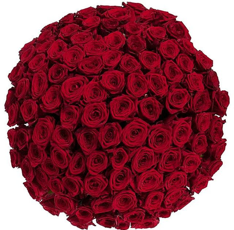 Red Naomi Roses Bouquet