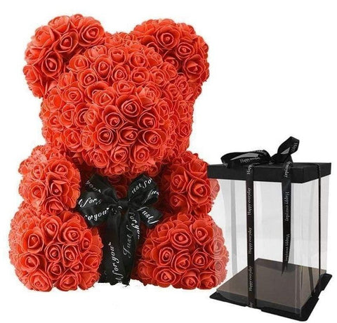 Luxury Red Rose Teddy Bear