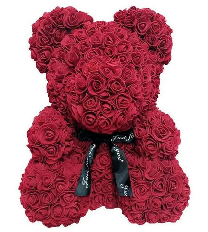 Luxury Red Wine Teddy Bear