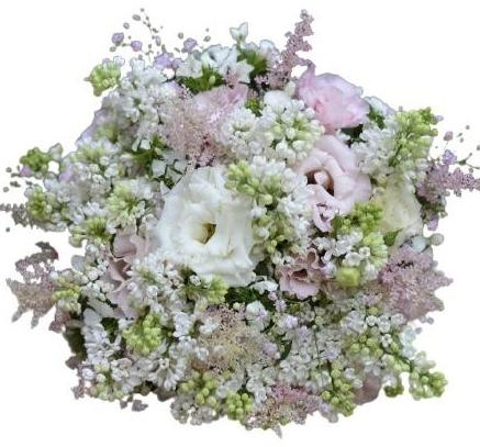 Pastel Bouquet with Lilac