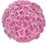 Pink Haven Roses Bouquet