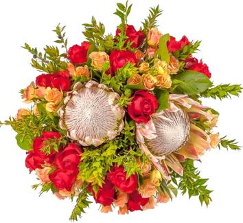 Protea Exotic Bouquet