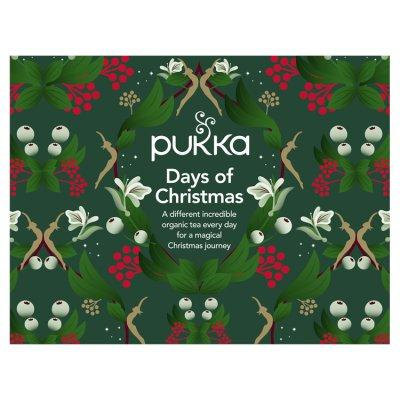 Pukka Days of Christmas Calendar