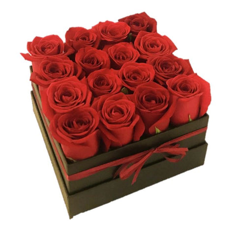 Red Roses Signature Box