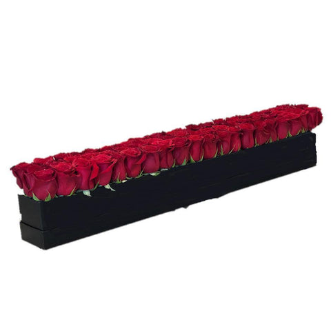 Roses For You Rectangular Box