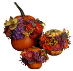 Set Pumpkin Arrangement