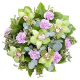 Soft Green Alexandrite Bouquet
