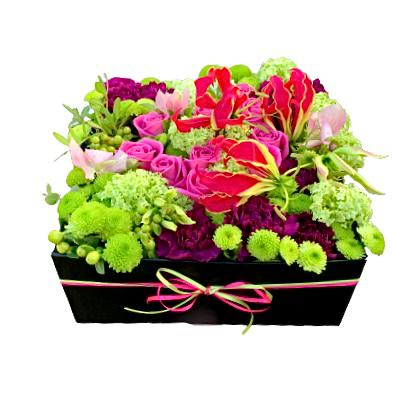 Stunning Flowers Signature Box