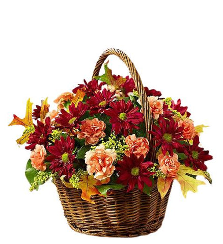 Sunrise Flower Basket
