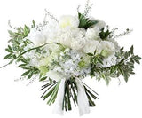 White Alabaster Bouquet