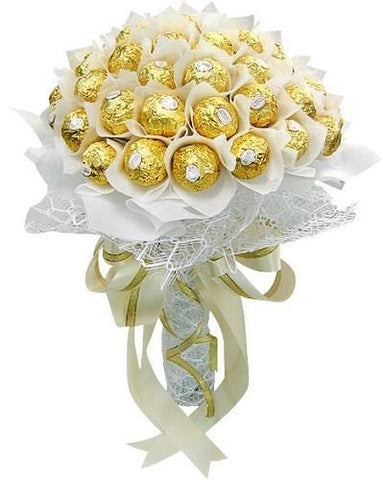 White Chocolate Bouquet
