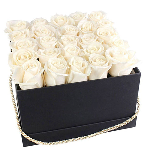 White Roses Signature Box