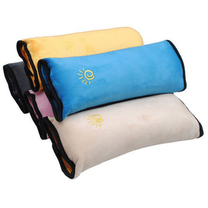 Seat Belt Travel Pillow