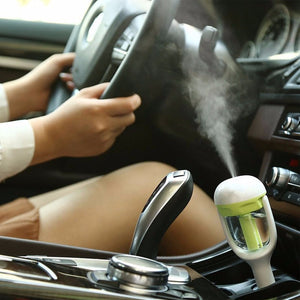 Essential Oils Diffuser for Car Outlet