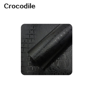Snake & Crocodile Skin Leather for Interior Decorative Design
