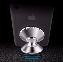 Magnetic Phone Stand (Aviation-grade Aluminum Alloy)